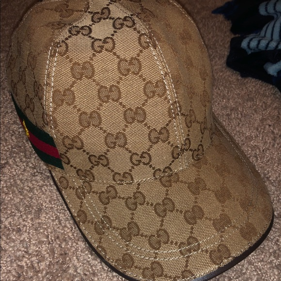 fef2a1465 Gucci dad hat NWT